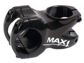 150536 predstavec max1 enduro 45 0 31 8 mm cerny