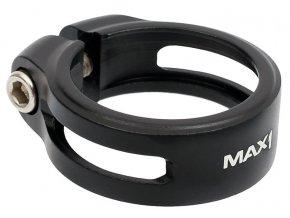 150581 sedlova objimka max1 enduro 34 9 mm pro teleskopickou sedlovku