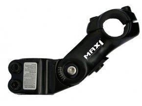 145514 stavitelny predstavec max1 90 50 25 4 mm cerny