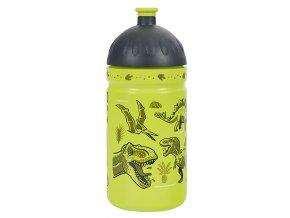 152096 zdrava lahev 0 5 l dinosauri
