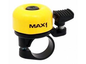 146033 1 zvonek max1 mini zluty