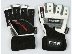 POWER SYSTEM  no compromise Fitness rukavice (velikost L)