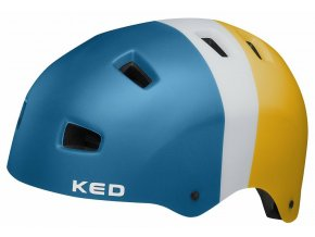 158282 prilba ked 5forty m 3 colors retro boy 54 58 cm