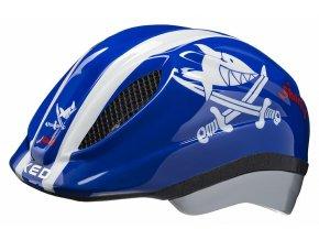 157616 prilba ked meggy originals xs sharky blue 44 49 cm