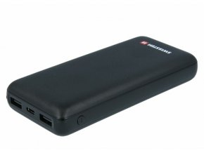 158861 powerbanka swissten black core 20 000 mah