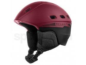 lyzarska helma relax polar rh29f w500 h500