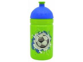 160391 zdrava lahev 0 5 l fotbal