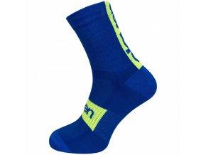 161801 ponozky eleven suuri akiles vel 8 10 l modre