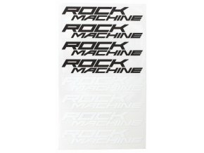 162995 nalepky rock machine set 60 x 100 mm