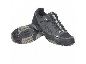 SCOTT MTB SPORT CRUS-R BOA antracitová/černá (velikost obuvi 40)