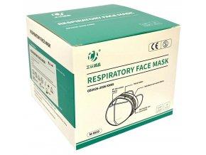 164043 2 respiratory kn95 ffp2 ochranne baleni 20 ks v boxu