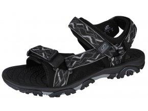 Sandály Hannah Belt Anthracite (mountain) (velikost obuvi 40)