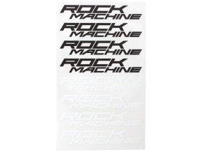 169284 nalepky rock machine set 90 x 150 mm