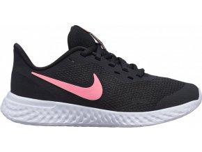 Nike REVOLUTION 5 Big Kids Ru BQ5671 002 (EUR velikosti 35,5)