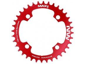 170460 prevodnik max1 narrow wide 36z cerveny