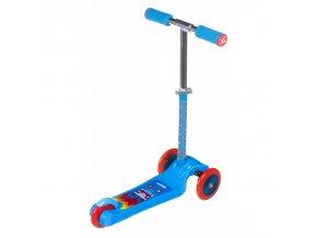scooter cool slide fireman scooter blue color
