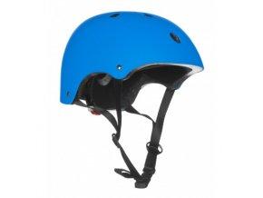 helmet cool slide bonnet helmet blue color