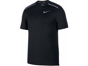 Nike DRY MILER TOP SS AJ7565 010 černá (velikost L)