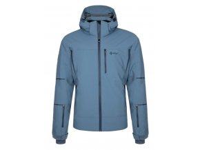 panska zimni lyzarska bunda kilpi tonn m modra