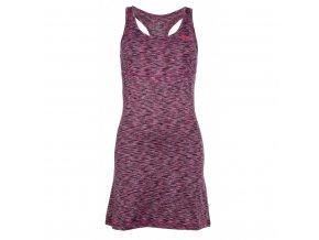 Dámské šaty Kilpi Sonora růžová pnk (velikost: 36)
