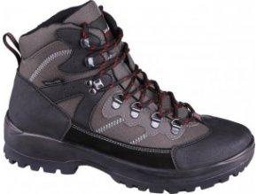 Turistická obuv High Colorado Wallis šedá membrána HighTex (velikost: 41)