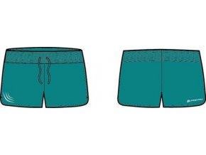 Dámské šortky Alpine pro Renate LPAJ015598 (velikost: M)