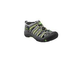 Dětské sandále Keen Newport H2 Jr racer gray (velikost Keen EU 32/33)