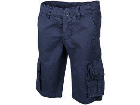 Dětské šortky Alpine Pro Bluebello KPAG064602 (velikost: 128-134)