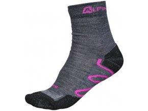 Ponožky Alpine Pro Amirah USCK020411 (velikost: M)