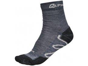 Ponožky Alpine Pro Amirah USCK020773 (velikost: L)