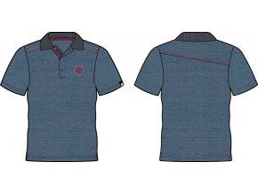Pánské triko Alpine pro Gerardo 3 MTSK220602 (velikost: L)