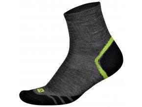 Ponožky Alpine Pro Gentin USCK023543 (velikost: L)