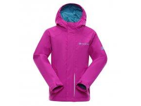 Dětská bunda Alpine pro Justico KJCK068411 (velikost: 164-170)