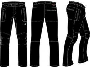 Pánské kalhoty Alpine pro Carb 2 INS MPAK150990 (velikost: 48)