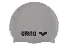 81069 arena classic silicone cap 91662 51 plavecka cepice