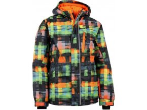 Dětská zimní bunda Alpine pro Murdo KJCH048343PA (velikost: 104-110)