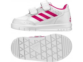Dětská obuv  adidas AltaSport CF I BA9515 (velikost: 24)