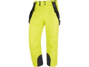 Pánské lyžařské kalhoty Kilpi Mimas zelená (velikost: XXL)