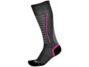 Ponožky Alpine Pro Nell USCK022411 (velikost: M)