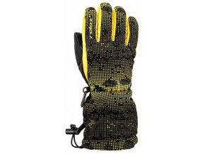 Juniorské rukavice Relax Puzzy rr15D (velikost 10)