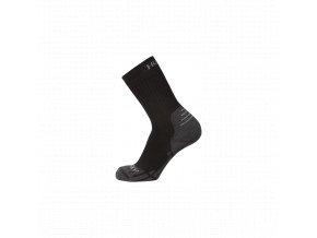 Ponožky  Husky  All Wool černá (velikost: 36 - 40)