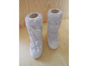 Sněhule Colmar 4958 9ME bílé (velikost obuvi 35/37)