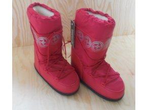 Sněhule Colmar 4958 9ME červené (velikost obuvi 35/37)