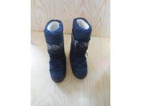 Sněhule Colmar 4958 9ME tmavě modré (velikost obuvi 38/40)