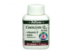 83616 coenzym q10 30 mg 60 tobolek 7 zdarma