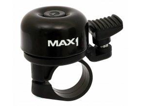 85896 1 zvonek max1 mini cerny