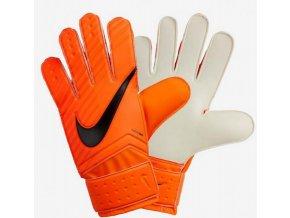 Pánské brankářské rukavice nike GK match GS0344 oranžové (velikost: 10)