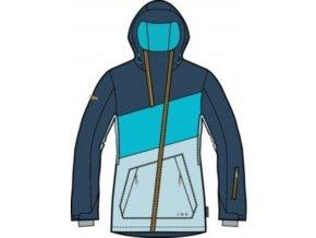 49892 damska lyzarska bunda alpine pro pasqua vel l