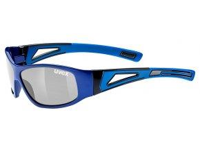 101148 juniorske bryle uvex sportstyle 509 modra