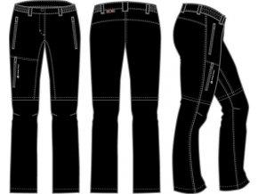 Dámské soft. kalhoty Alpine pro Piza 2 LPAL210990 (velikost: 38)